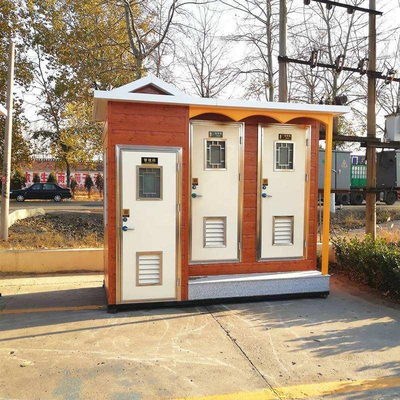 渭南景区可移动公厕