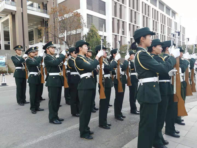 云南企業軍訓