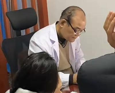 国家级名老中医李军教授【诊治腰痛】
