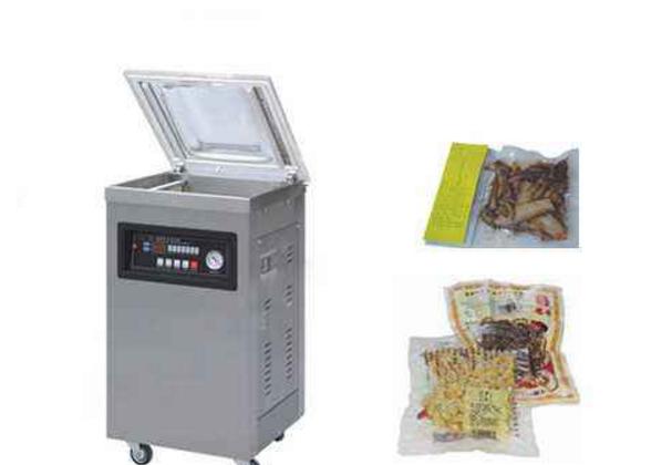 食品单室真空包装机