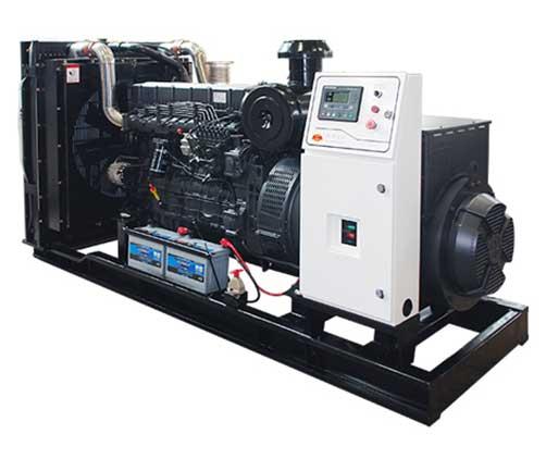 济柴500KW柴油发电机组