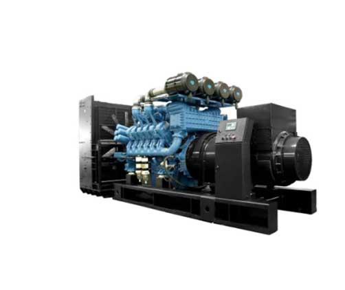 MTU4000柴油发电机组