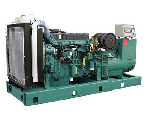 沃尔沃160KW柴油发电机组