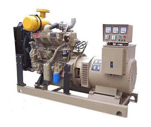 50kw潍柴柴油发电机组