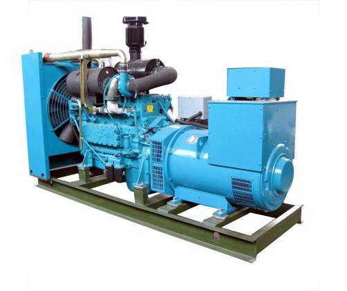 玉发50kW柴油发电机组