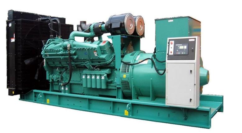 500kw康明斯柴油发电机组七大动力系统,主要有什么用?