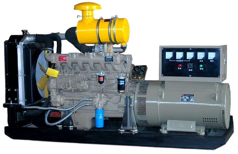 柴油发电机在燃烧工作有哪几个阶段需要去注意
