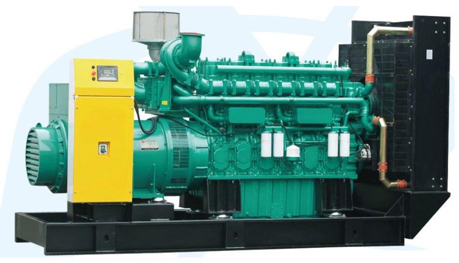 玉柴250千瓦发电机组负载无力该如何解决?