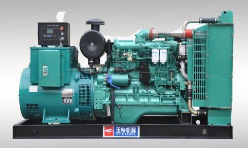 350kw玉柴柴油发电机组如何启动?电压低该如何解决?