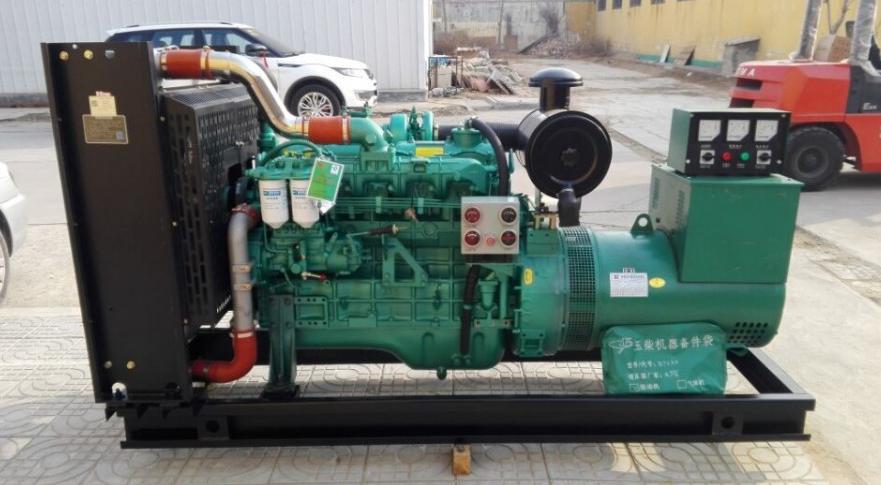 恭喜湘潭永昌科技喜提100kw玉柴柴油发电机组一台