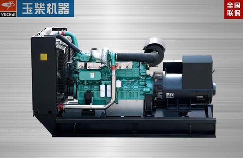 2020年销售喜报-玉柴50-100KW柴油发电机组一批已发货