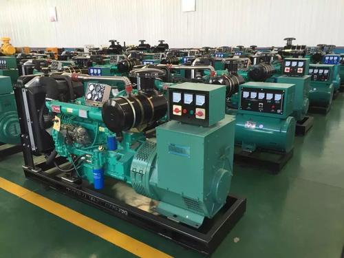 燃气发电机组与柴油发电机组哪个更好点?