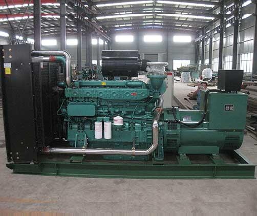 玉柴柴油发电机组大量使用的涡轮增压器,能提升发电机性能。