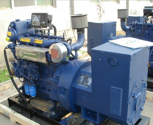 潍柴发电机组静音箱的特点是什么