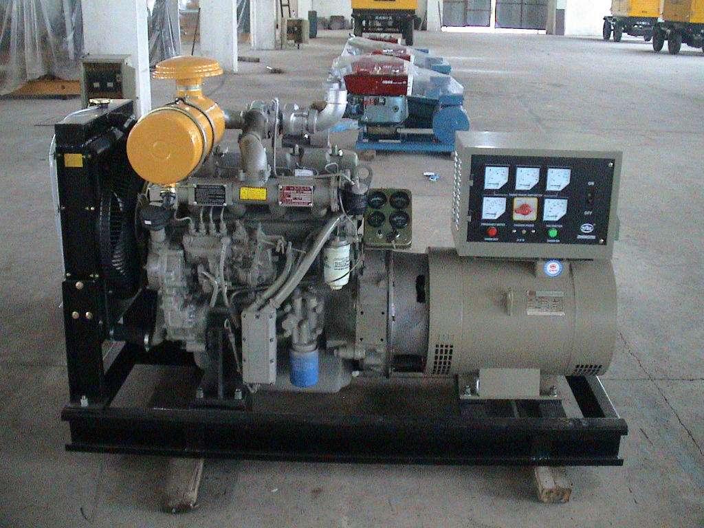 潍柴发电机组厂家:济柴柴油发电机组维护保养注意事项