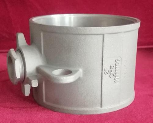 Stainless steel valve body
