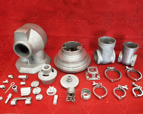 Stainless steel series products