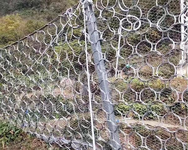 被动sns边坡防护网