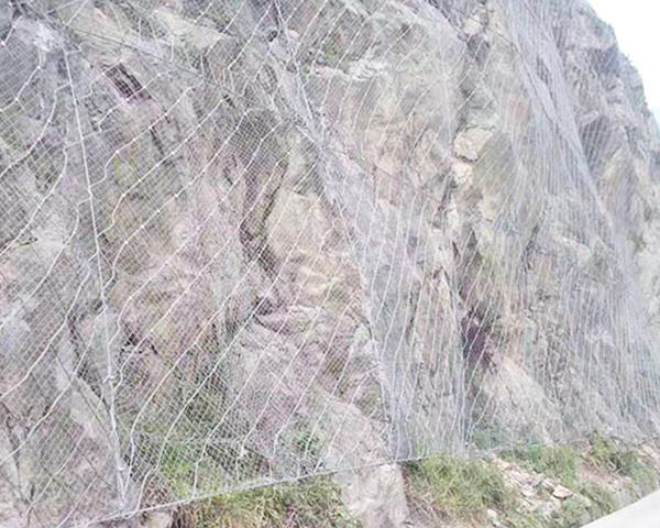 边坡柔性防护网批发