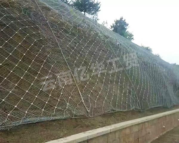 供应柔性防护网sns