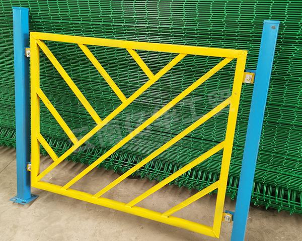 基坑安全防护围栏