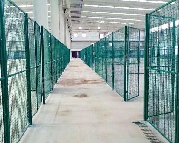 丽江篮球球场围栏