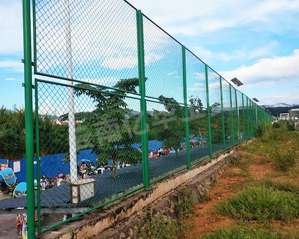保山室外球场围栏护栏网