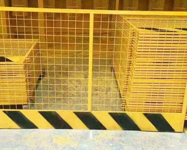 普洱建筑基坑护栏施工