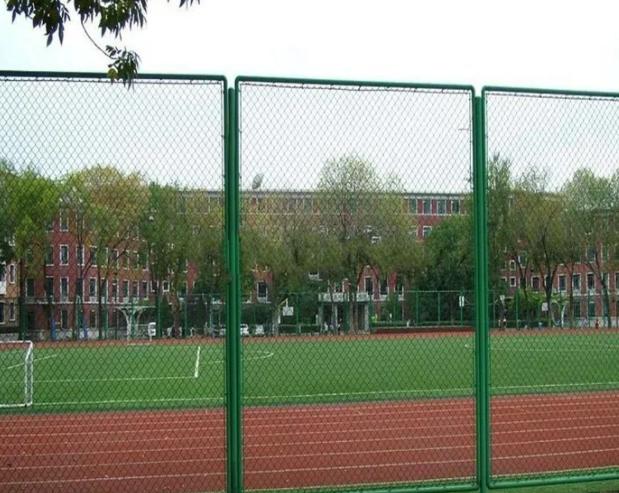 「球场围栏网」的安装方法及施工工艺
