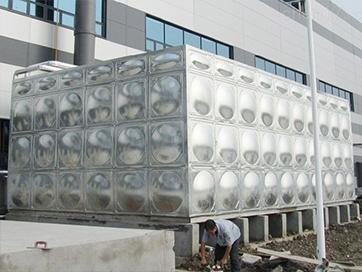 不锈钢式水箱报价