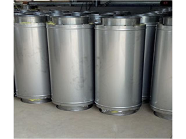 预制式双层不锈钢烟囱的生产工艺与装备介绍