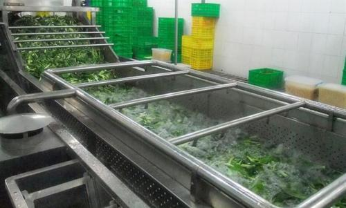 果蔬清洗机的功能原理介绍
