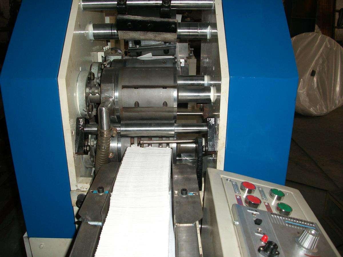 迷你手帕纸折叠机