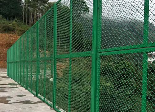 云南體育場圍欄安裝
