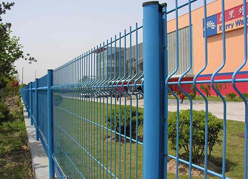 云南三折弯护栏
