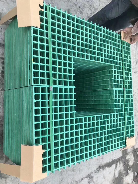 云南护竣- 玻璃钢格栅板的特色及应用前景。