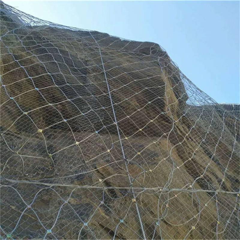 云南边坡护栏网的材料怎么样?