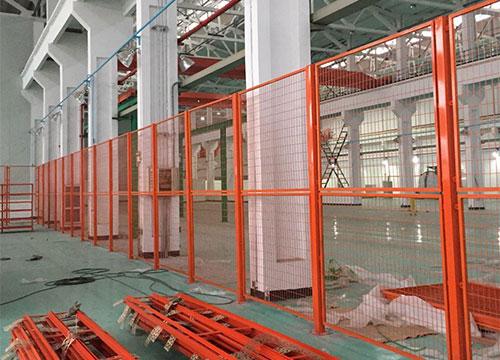 昆明仓库隔离护栏厂家给大家介绍一下仓库隔离网通用规范