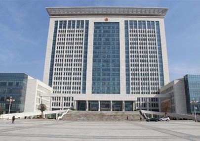陕西商洛市市委大楼供暖项目