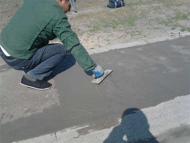 水泥混凝土修补料联系西安亨利建材材料厂家