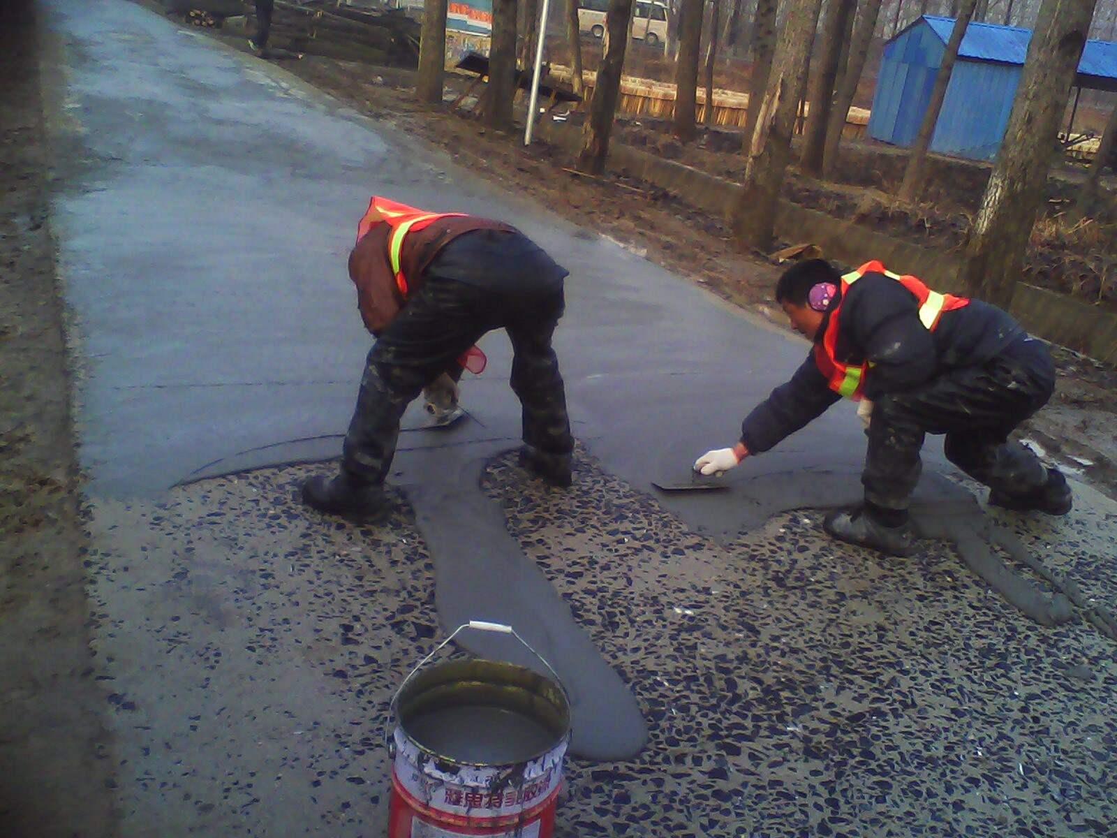 西安混凝土路面修补材料