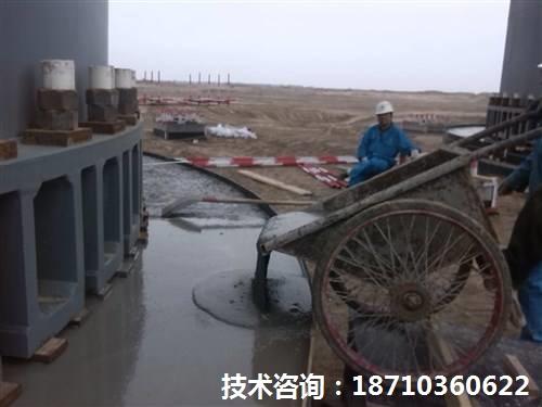 内蒙风电安装C80灌浆料应用