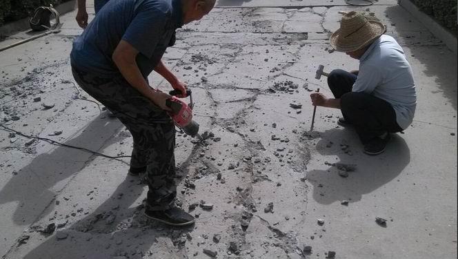混凝土路面修补材料厂