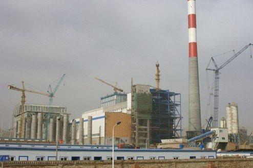 電廠設備安裝二次基礎灌漿料