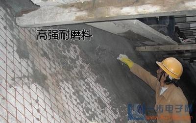 JY-M01高強耐磨料施工