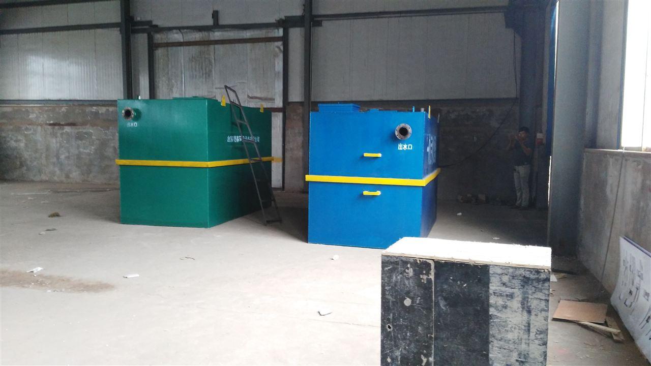 地埋式化污水处理设备