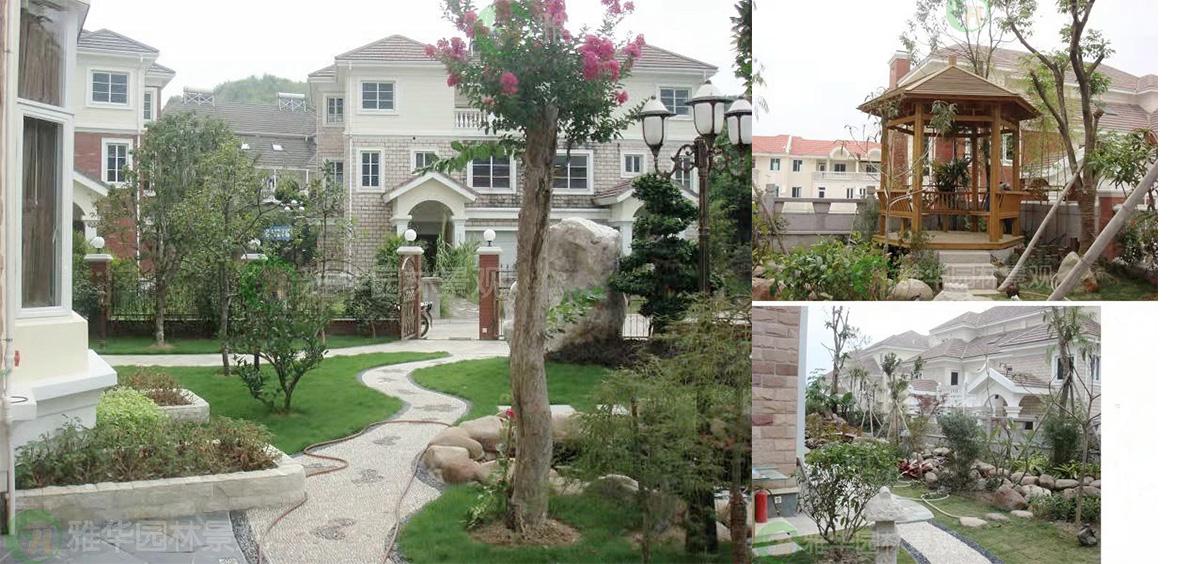 福州别墅庭院景观