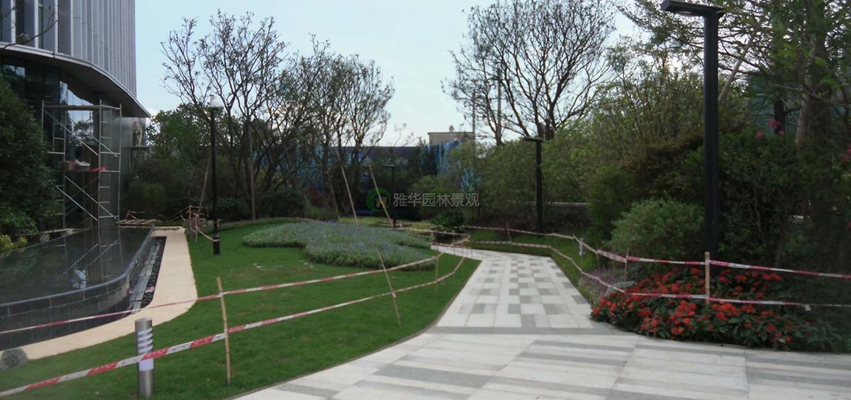 福建小区景观设计