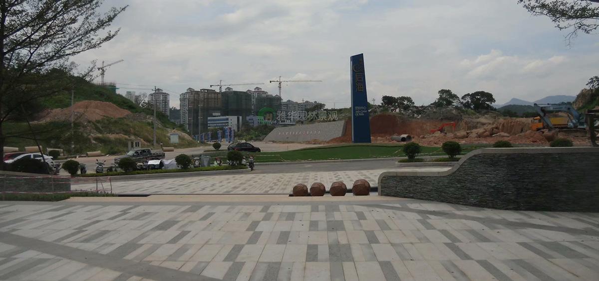 福建公园景观设计