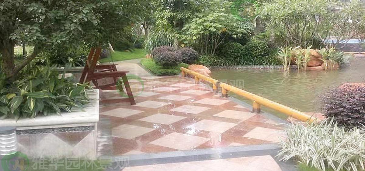 2015酒店景观绿化工程
